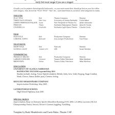 Blank Resume Templates Blank Resume Templates To