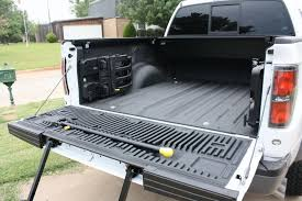 Spray-in bedliner with tailgate step??? | Ford Raptor Forum - F-150 ...
