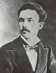 Jose Marti in Mexico in 1875 - jose-marti
