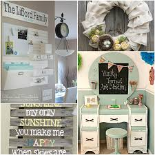 Creative Makeovers for your home at TidyMom