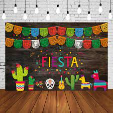Fiesta Backdrop for Photography ...
