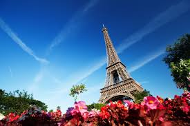 Paris - beautiful Eiffel Tower