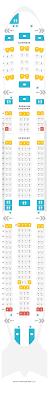 A343 Jet Seating Chart Seatguru Seat Map Lufthansa Seatguru