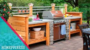 NEW DESIGN 2017 | 25+ Simple Outdoor Kitchen Ideas You Should Look For  Inspiration