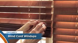 Child Safety Tip  Dreambaby Blind Cord WindUps 131  YouTubeWindow Blind Cords