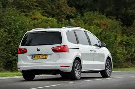 SEAT Alhambra Estate Review (2010 - )   Parkers