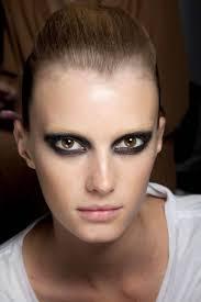 s next top model pat mcgrath greatest runway hits makeup artist pat mcgrath best looks elle