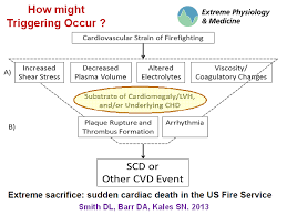 Flame Out Cardiovascular Risk On The Fireground Fire