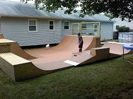Backyard Skatepark I Bet That I Could Stretch A Design Like This How To Build A Skatepark In Your Backyard