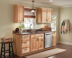 menards white cabinets. Menards Kitchen Cabinets Value Choice 18 Thunder Bay Hickory Standard Height Wall Cabinet At On White