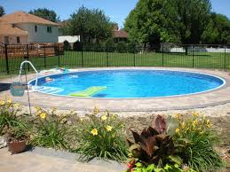 in ground swimming pool. 5 In Ground Swimming Pool O