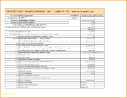 020 Wedding Itinerary Template Word Free Ideas Day Schedule