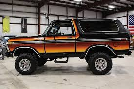 full size bronco 1979 ford bronco gr auto gallery