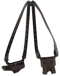 galco mc212b miami classic shoulder holster system fits chest up to 52