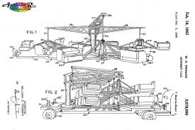 thomas s sizzler patent with improved portability to the scrambler