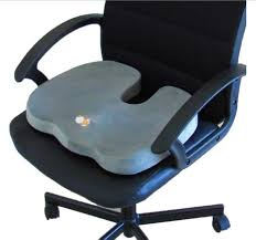 make office chair more comfortable. Seat Cushions For Office Chairs To Reduce Pressure Of The Lower Back Make Chair More Comfortable T