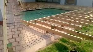 modren inground for inground pool deck ideas o