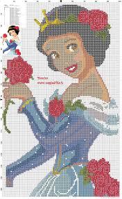 Free Disney Cross Stitch Charts Princess Snow White Cross Stitch Pattern Free Cross Stitch