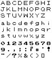 Pokemon Classic Font Download