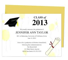 Design Your Own Graduation Invitations University Graduation Invitations Graduate Invites Stunning How To