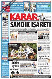 Gazeteler - Gazete Manşetleri - Gazete Oku
