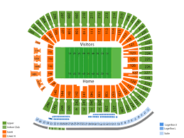 Gopher Hockey Seating Chart Tcf Bank Stadium Seating Chart And Tickets
