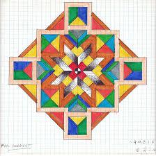 Ambiguous Geometric Mandala Wiseyes Blog