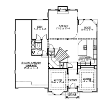 caitlin modern luxury home plan 071d 0004 house planore