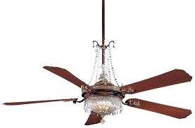 chandelier ceiling fan image of chandelier ceiling fan kit rubbed white chandelier ceiling fan