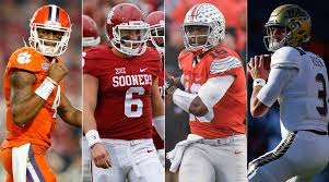 Texas Football Depth Chart 2016 Ranking The Best Quarterbacks In College Football Sports