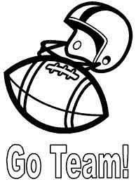Sportsmen coloring pages with athletes is a place where you will find a lot of your sports idols. Free Sports Coloring Page Easy To Print Easy Entertainment For 2 7 Years Old Bookma Football Coloring Pages Sports Coloring Pages Coloring Pages For Boys