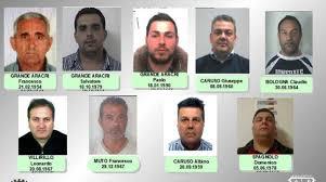 While the sicilian mafia was made famous in films and television, 'ndrangheta is thought to control as much as 80% of europe's cocaine. Brescello Ndrangheta Arrestati Francesco Grande Aracri E I Figli Reggiosera