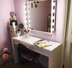 makeup desk vanity lighted makeup desk makeup desks