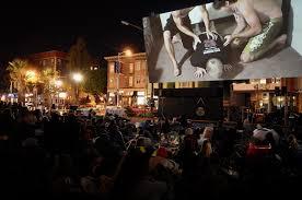 Exhibition movie outdoor sex