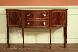 Reproduction Bedroom Furniture Hepplewhite Or Federal Sideboard High End Furniture