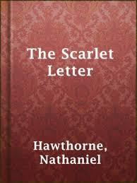 Scarlet Letter Book Cover The Scarlet Letter By Nathaniel Hawthorne Overdrive Rakuten