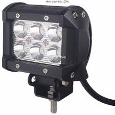 Đèn LED trợ sáng C6 cho xe máy đi phượt, Giá tháng 11/2020
