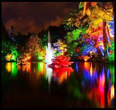 Festival Of Lights New Plymouth Nz Tsb Bank Festival Of Lights At Pukekura Park Colores