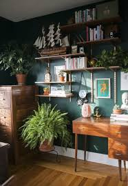 green home office. Plain Green Hunter Green Home Office  Emerald Space Jessica Brigham  Blog Inside Green Home Office T