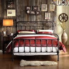 wrought iron bedroom furniture. Wrought Iron Bed Bedroom Furniture A