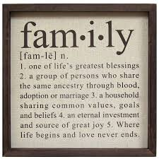 Quote Plaques Adorable Definition Of Family Wall Plaque 48 Liked On Polyvore