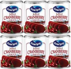 Find cranberry juices, recipes, and more information about cranberry health and our farmers. Ocean Spray Ocean Spray Jellied Cranberry Sauce 6 Can Pack Massgenie Com