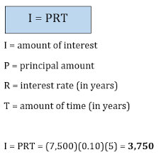 loan formulas principal amount definition formula video lesson transcript
