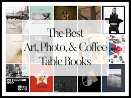 what are the best art coffee table books of 2017 we aggregated 36 year end lists and ranked the 582 unique titles by how many times they appeared in an