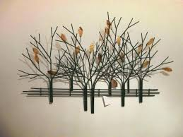 perfect metal tree wall art sculpture family
