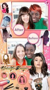Android 用の 髪型シュミレーションアプリ Apk をダウンロード