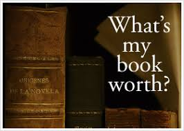 options to find a book s value and determining factors