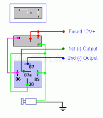 single pole relay wiring diagram wiring diagram wiring diagram for a spdt relay images
