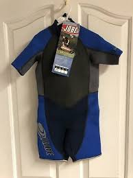 O Rageous Size Chart Youth Wetsuit 8 Child
