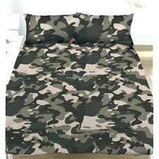 military bedding sets grey uflage double duvet cover set kids boys camo bed twin army sheets